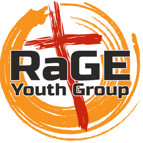 Rage Youth Group logo