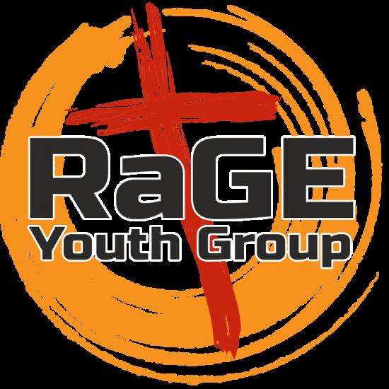Rage Youth Group logo