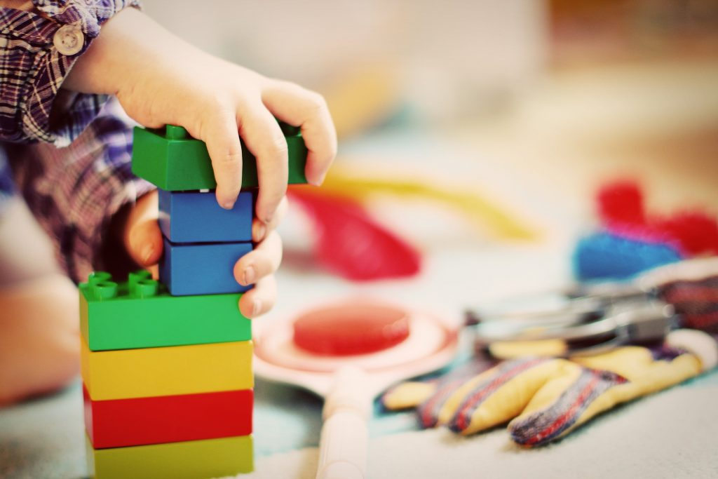 Arts & Crafts Example for Preschoolers